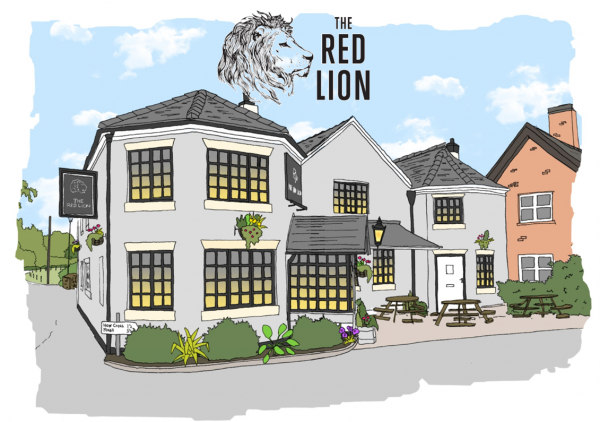 Sister Property: The Red Lion