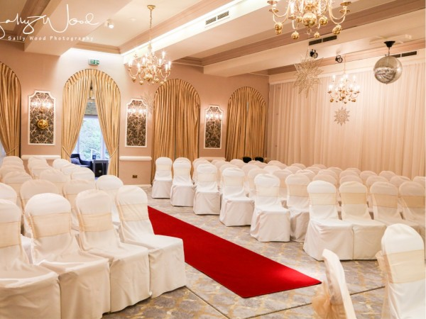 Civil Ceremony Wedding Venue Moor Hall Hotel & Spa Sutton Coldfield