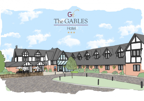 Sister Hotel: The Gables Hotel near Bristol