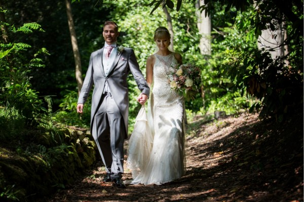 Woodland Wedding at Moor Hall Hotel & Spa