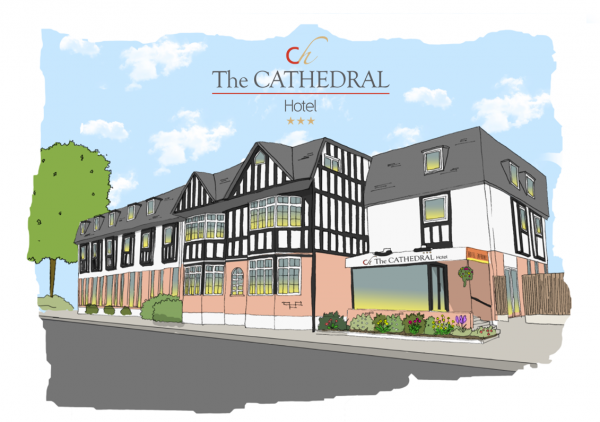 Sister Hotel: The Cathedral Hotel