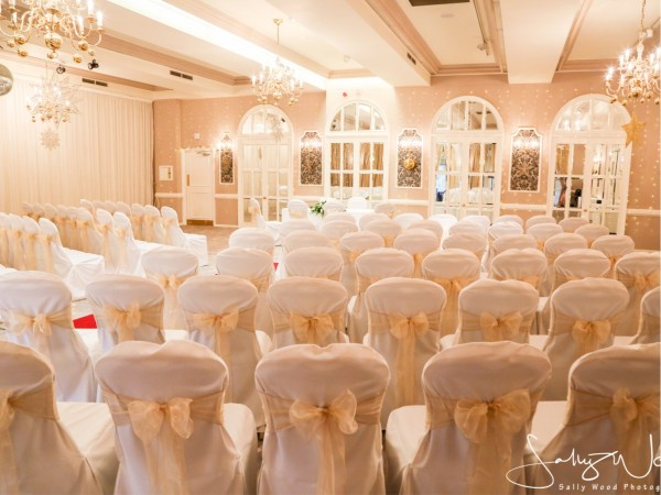 Civil Ceremony at Moor Hall Hotel & Spa in Sutton Coldfield